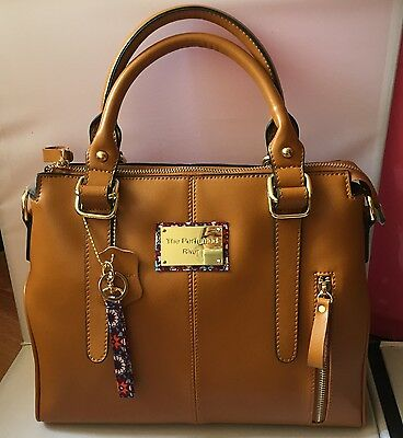 Beautiful, Genuine Leather Women's Purse/Handbag Orleans By The Perfumed River L