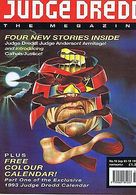 JUDGE DREDD	The Megazine	no.	10	Sep	5	1992