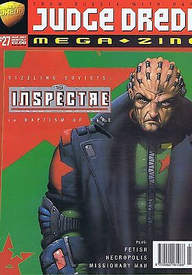 JUDGE DREDD	The Megazine	no.	27	Mar	1997