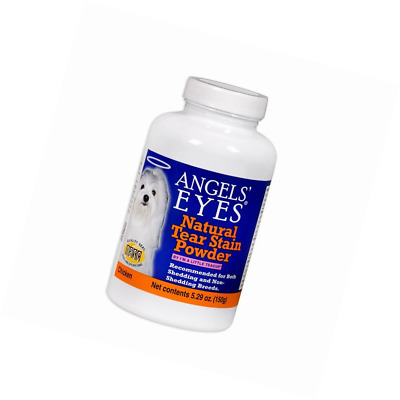 Angels Eyes Chicken Formula Tear Stain Remover for Dogs Powder Pet Care - 150 g