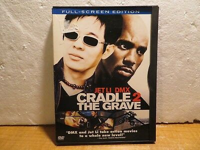 Cradle 2 The Grave with Jet Li and DMX DVD
