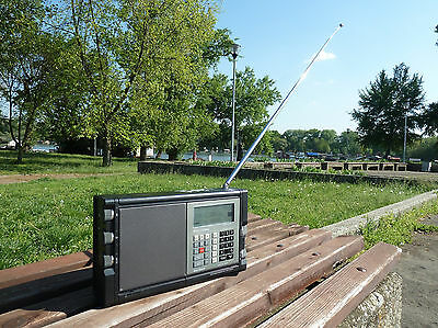 Grundig Satellit 700 - World Receiver - FM/SW Radio