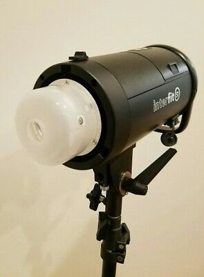 interfit s1 strobies strobe light with stand photography