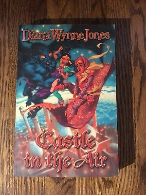 CASTLE IN THE AIR  by Diana Wynne Jones  2000 UK edition paperback