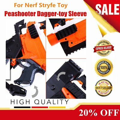 Worker Kriss Vector Style Kit Picatinny Combo 4 Items for Nerf Stryfe Dress Up M