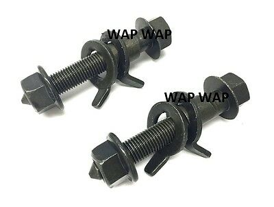 17MM  FOR HONDA Pilot Ridgeline Acura MDX ADJUSTABLE FRONT CAMBER BOLTS KIT