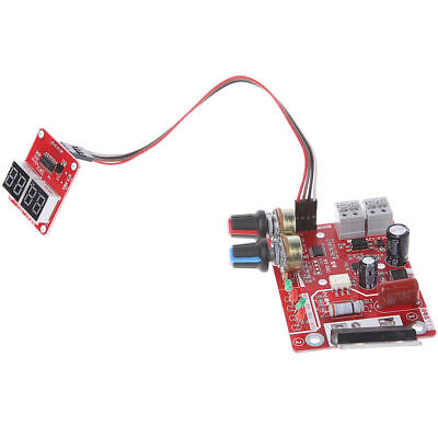 Spot Welder Time Control Board 100A Updating Current Controller with Digital Dis
