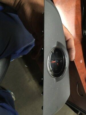 Ford Ba Bf Falcon Fairmont Dash Clock - Tested Before Removing