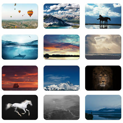 Beautiful Scenery Soft Mouse Pad Laptop Computer PC Optical Mouse Pad 200x240mm