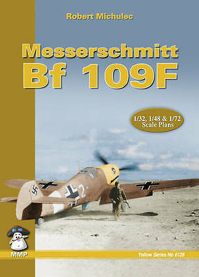 Messerschmitt Bf 109F (MMP Books) - New Copy