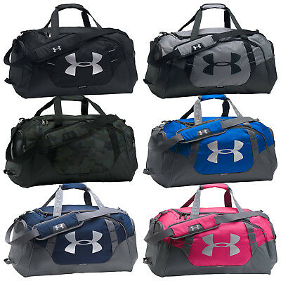 2018 Under Armour Undeniable 3 0 Duffle Bag Medium New School Gym Holdall