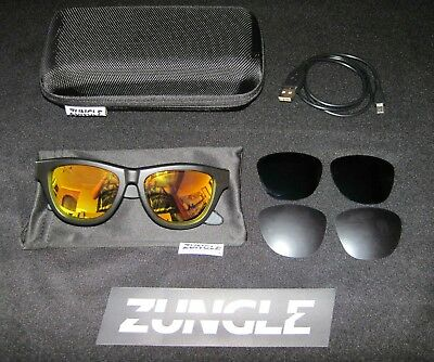 Zungle - Bone Conduction Speaker Sunglasses
