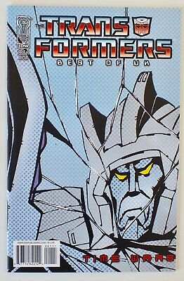 Transformers - Time Wars - Issue # 1 - Retailer Incentive Cover - NM/VF (228)