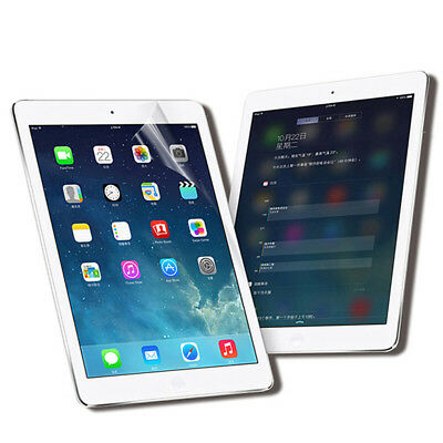 """Ultra Thin Anti-dust Soft Film Screen Protector For iPad 4 5 6 Pro 9.7""""/10.5"""" H1"""