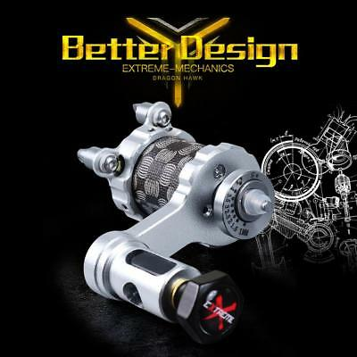Professional Adjustable Stroke Tattoo Rotary Machine Guns Strong Motor Tattoo Ar