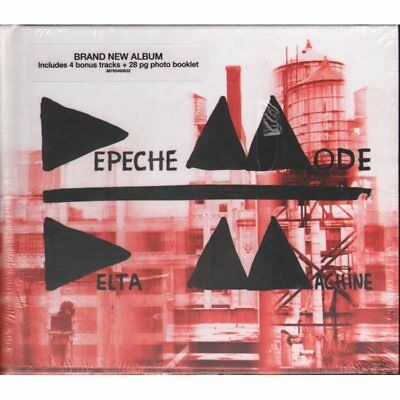 Depeche Mode DOPPIO CD Delta Machine Limited Ed Sigillato Digipack 0887654606327
