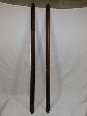 Antique Victorian Style Outside Corner Post - 1885 Fir Architectural Salvage