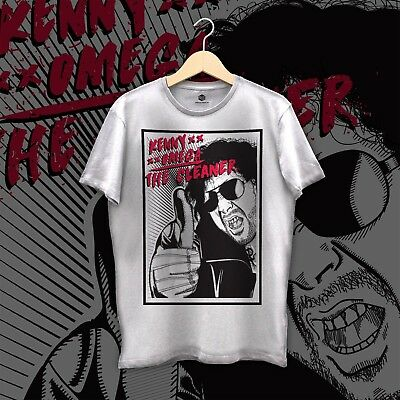 Kenny Omega T-Shirt (Small) ****** WRESTLECRATE EXCLUSIVE NEW NJPW Bullet Club