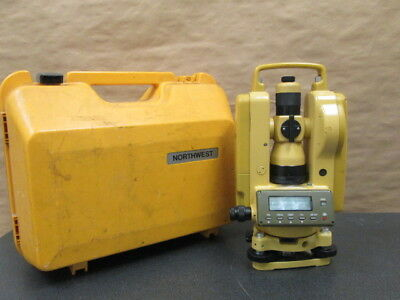 Northwest Instrument Digital Theodolite NETH20 With Case