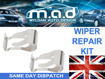 Repair Kit For Vauxhall Opel Agila Astra Windscreen Wiper Linkage Link Clip
