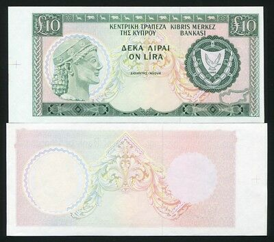 Cyprus 10 Pounds Progressive Proofs P48 About Uncirculated