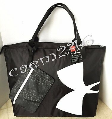 ( NEW ) Under Armour Women's UA Big Logo Tote Bag