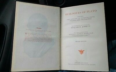 DIALOGUES OF PLATO AND THE POLITICS OF ARISTOTLE: Containing the Apology of Socr