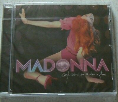 Confessions On A Dance Floor - Madonna (Cd)  Neuf Scelle