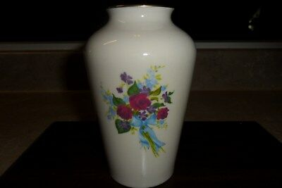 Lenox Birds of Love Limited Edition Vase