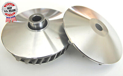 Clutch Variator Primary Drive Honda Helix Cn250 Elite Ch250 Cf250 Scooter.