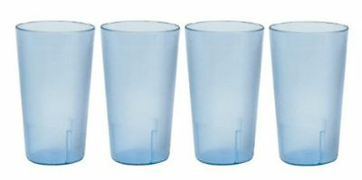 32 oz. (Ounce) Restaurant Tumbler Beverage Cup Stackable Cups Break-Resistant...