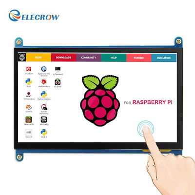 Raspberry Pi HDMI Display Monitor 7 Inch 1024X600 HD TFT LCD with Touch Screen