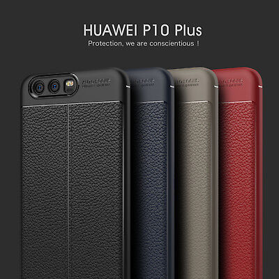 Shockproof Hybrid Soft Rubber Ultra Slim Case Cover For Huawei P10 Plus/P9 Lite