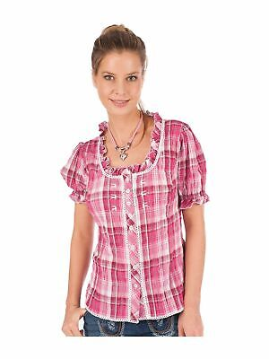 Orbis Traditional Costume Blouse Viola Pink