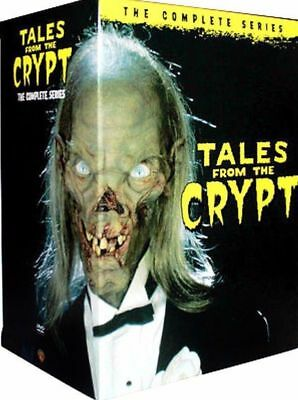 Tales from the Crypt The Complete Series Seasons 1-7 (DVD, 20 Discs)