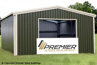 Premier Steel Building- Tractor,General purpose metal shed,garage building kit
