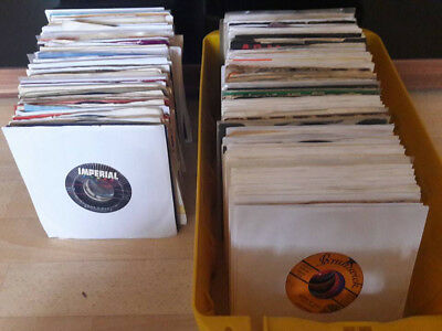 Single Sammlung , ca. 250 Stck , Soul , Disco , Rock , Doo Wop , Rock & roll,Pop