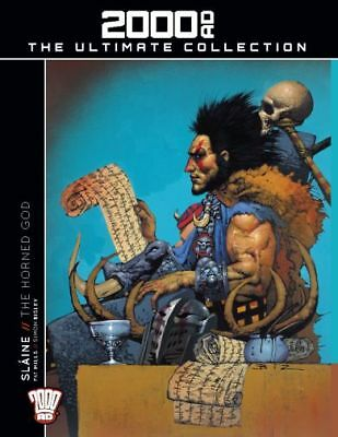 2000 AD: The Ultimate Collection Issue 1 Sláine: The Horned God