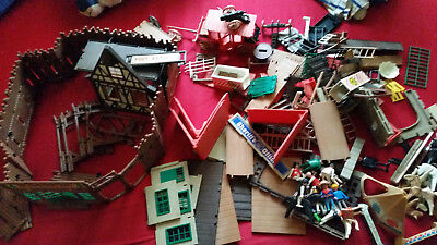 playmobil western fort + Diverse