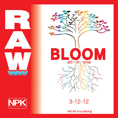 Npk Industries Raw Solubles All In One Bloom 2 Oz