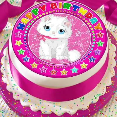 Image result for 9th birthday cat pink
