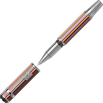 Penna Roller Montblanc Great Characters The Beatles Rollerball 116257 pen nuova