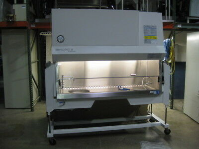 Baker Advance SteriGUARD III SG603M 6' Biological Safety Cabinet w/ Stand