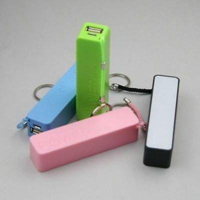2600mAh USB Power Bank Portable External Pack Battery Charger For Mobile Phones