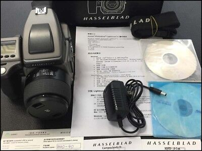 Hasselblad H4D-40 Body Only (NO LENS!) Nr MINT IN BOX (Shutter: 4000 Only)