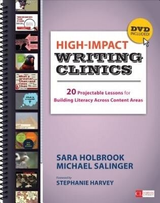 High-Impact Writing Clinics: 20 Projectable Lessons for Building Literacy
