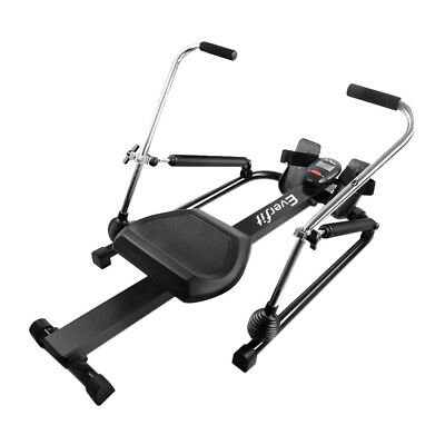 NEW Rowing Machine with Oil Cylinder i.Life Fitness - Gym Equipment