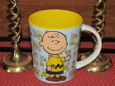 Peanuts Gang 'Charlie Brown & All' ~ Coffee/ Tea/ Hot Chocolate Mug ~ NEW!