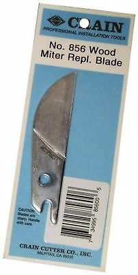 Crain 856 Replacement Blade for 855 Wood Miter
