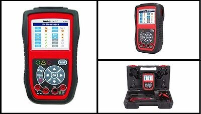 Vehicle Diagnostic Scanner Test Tool Code Reader Auto Car Professional OBDII